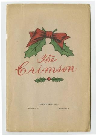The Crimson, December 1912