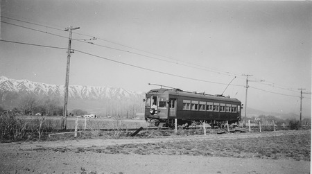 U.I.C. Engine #513 Near Wellsville, Utah, 1939<br />