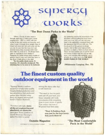 Synergy Works, 1978