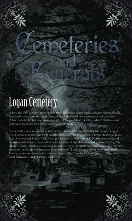 Logan Cemetery Graphic