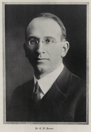 Christian N. Jensen