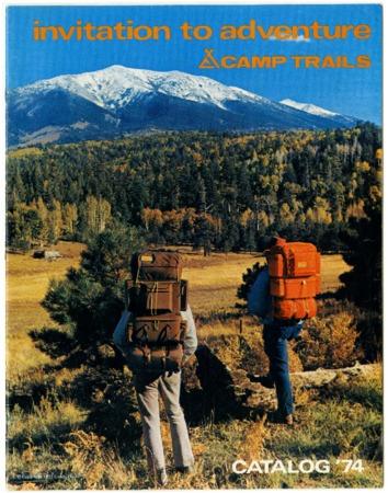 Camp Trails, Invitation to Adventure, 1974