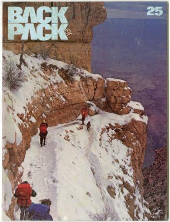 Backpacker 25, 1978