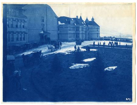 1896-1916 Agricultural College of Utah Cyanotype 16