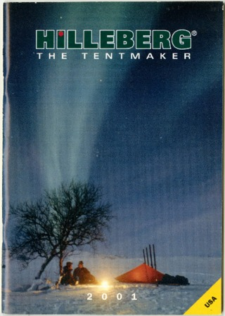 Hilleberg, The Tentmaker, 2001