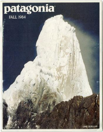 Patagonia, Fall 1984