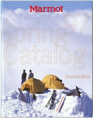 Marmot Mountain Works, Spring 1997