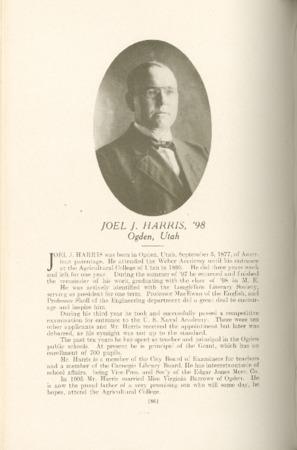 1909 A.C.U. Graduate Yearbook, Page 86