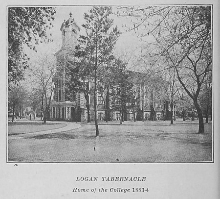 Logan Tabernacle