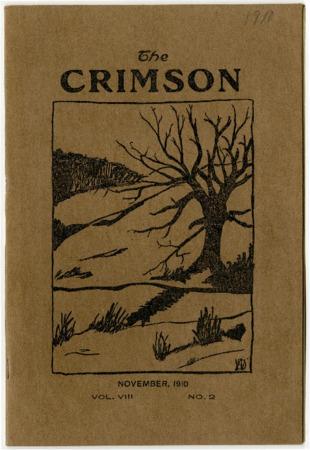 The Crimson, November, 1910
