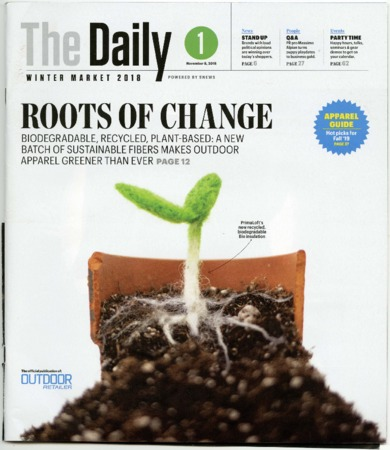 The Daily, Roots of Change, Winter Market 2018