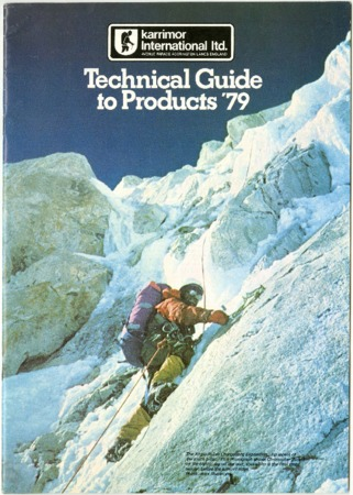 Karrimor International Ltd., 1979