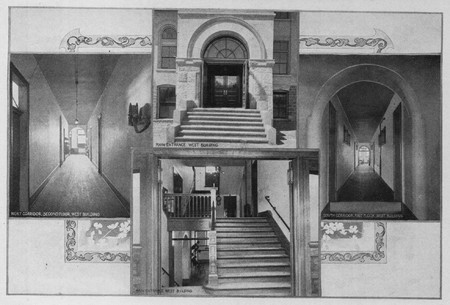 West Building - Interior
