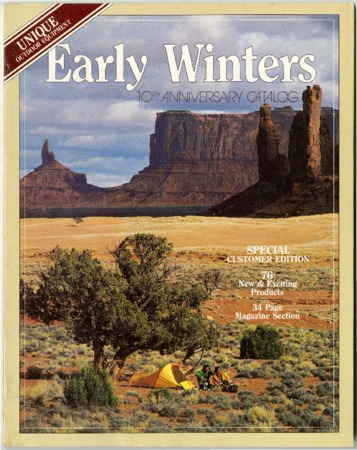 Early Winters, 10th Anniversary Catalog, 1982