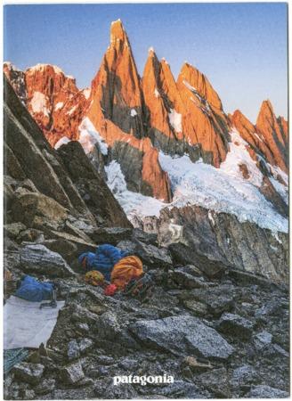 Patagonia, rocky mountains, 2015