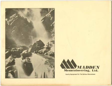 Madden Mountaineering, undated