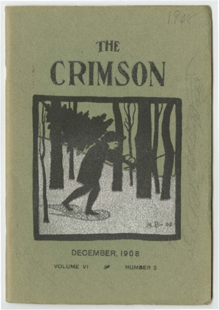 The Crimson, December 1908