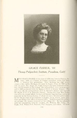 1909 A.C.U. Graduate Yearbook, Page 74
