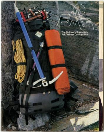 Eastern Mountain Sports, Inc. Fall/Winter 1983