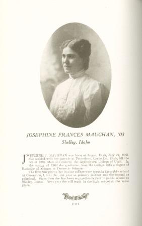 1909 A.C.U. Graduate Yearbook, Page 144