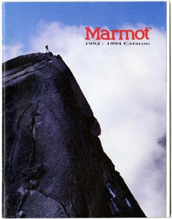 Marmot Mountain Works, 1993-1994