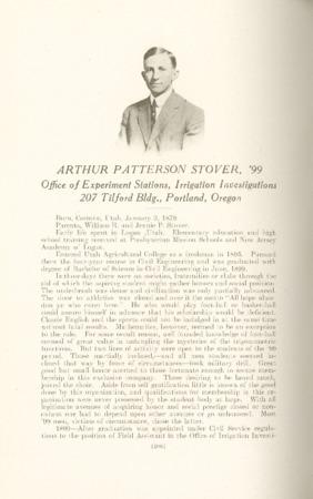 1909 A.C.U. Graduate Yearbook, Page 206
