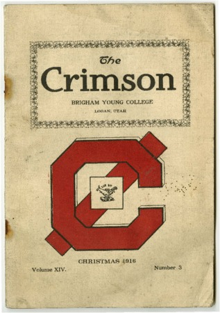 The Crimson, December 1916