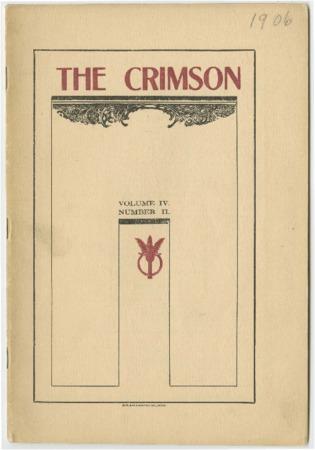 The Crimson, December 1906