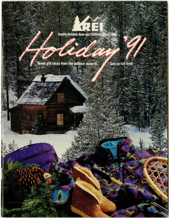 Recreational Equipment, Inc., Holiday 1991