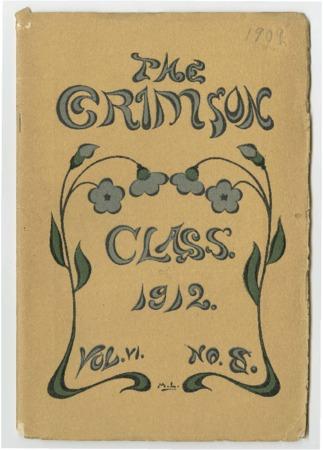 The Crimson, May 1909