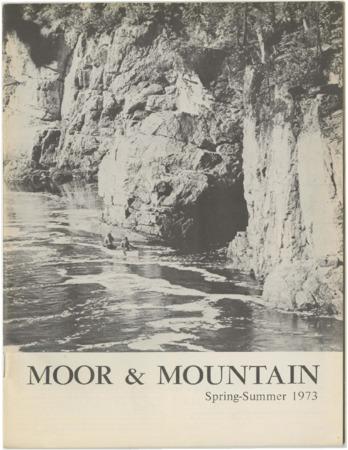 Moor & Mountain, Spring/Summer 1973