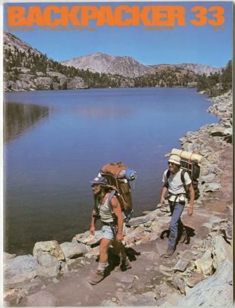 Backpacker 33, 1979