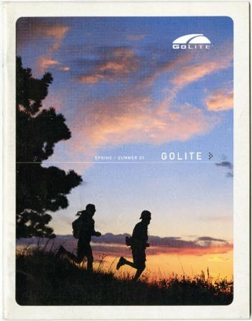 Golite, Spring/Summer 2003