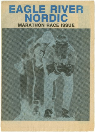Eagle River Nordic, Marathon Race Issue, undated