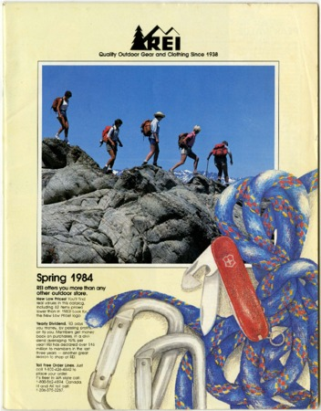 Recreational Equipment, Inc., Spring 1984