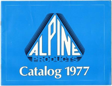 Alpine Products, 1977