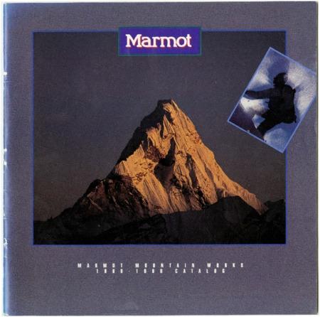 Marmot Mountain Works, 1989