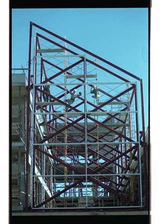 USU Science and Technology Library construction<br />