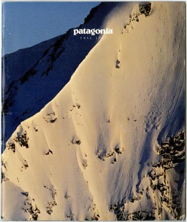 Patagonia, Fall 1997