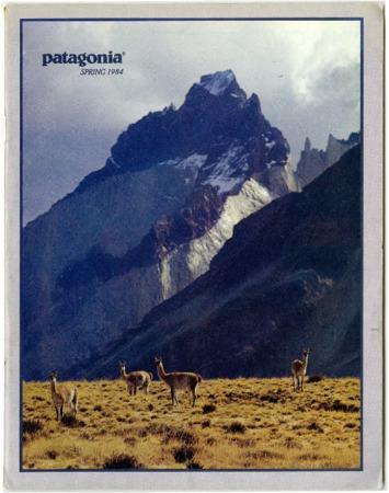 Patagonia, Spring 1984