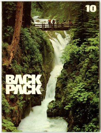 Backpacker 10, 1975