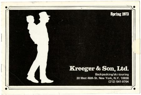 Kreeger & Son, Ltd., Spring 1973