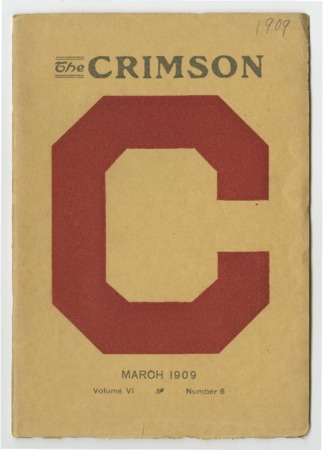 The Crimson, March 1909
