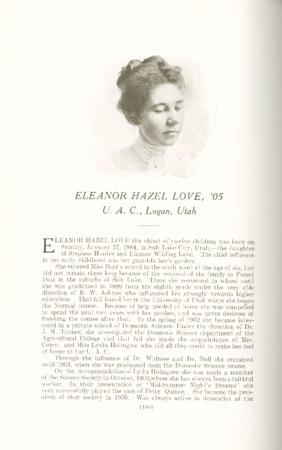 1909 A.C.U. Graduate Yearbook, Page 134