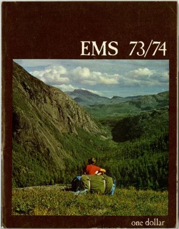 Eastern Mountain Sports, Inc. 1973-1974