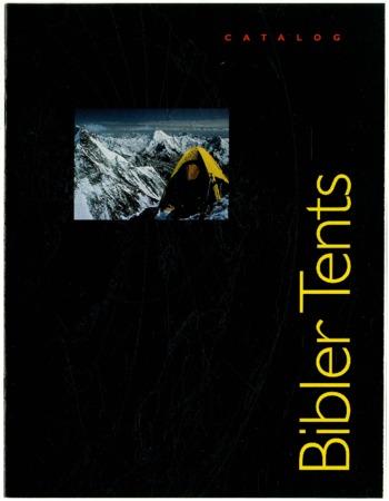 Bibler Tents, 1994