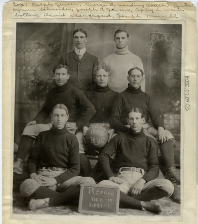1905 Brigham Young College basketball team