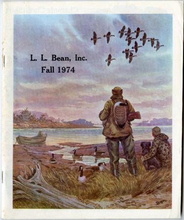 L.L. Bean, Fall 1974