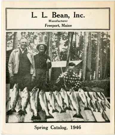 L.L. Bean, Spring 1946