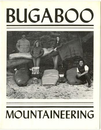 Bugaboo Mountaineering, undated